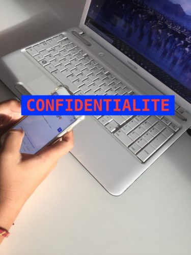 confidentialité